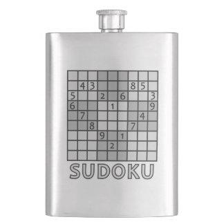 SUDOKUのフラスコ フラスク