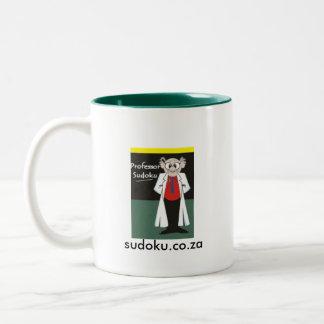 Sudokuのマグ2T LH ツートーンマグカップ