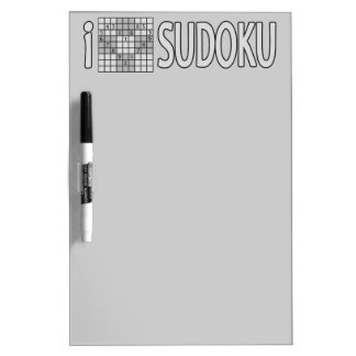 SUDOKUの伝言板 ホワイトボード
