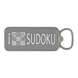 SUDOKUの栓抜き マグネット栓抜き