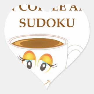 SUDOKU ハートシール