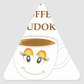 SUDOKU 三角形シール