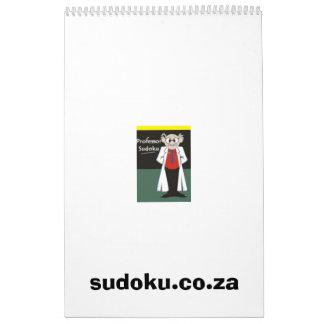 Sudoku 2010のカレンダー カレンダー