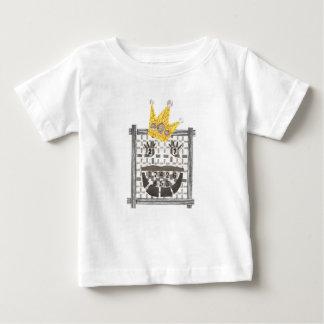 Sudoku Baby T-Shirt王 ベビーTシャツ