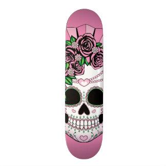 Sugar Skull女性 スケートボード