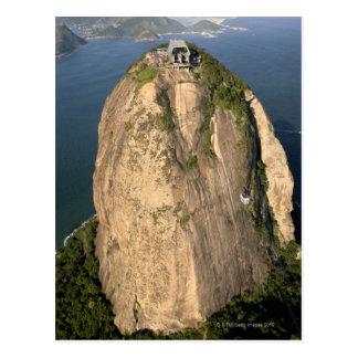 Sugarloaf山、リオデジャネイロ、ブラジル ポストカード