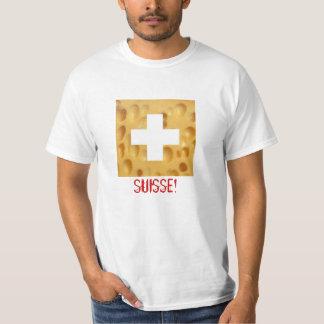 Suisse! RebelFly著ワールドカップシリーズ Tシャツ