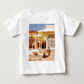 Suittitor、Skiriの白い大理石の墓 ベビーTシャツ