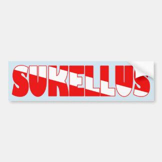 Sukellus (フィンランド) バンパーステッカー
