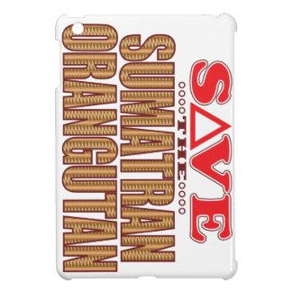 Sumatranのオランウータンの保存 iPad Miniカバー