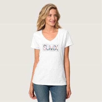 SumixのロゴのTシャツ Tシャツ