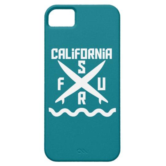『SummerLounge』California Surf iPhoneケース iPhone SE/5/5s ケース