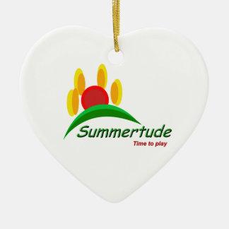 Summertude 2 セラミックオーナメント