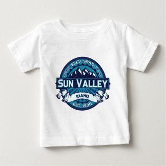 Sun Valleyの氷 ベビーTシャツ