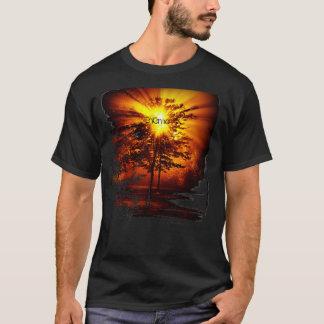 Sunburst. Tシャツ
