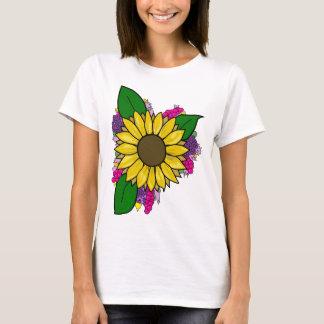 Sunflower Bouquet Shirt Tシャツ