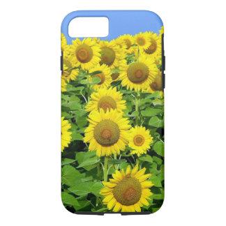 Sunflower Fields iPhone 8/7ケース