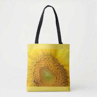 Sunflower Photo トートバッグ