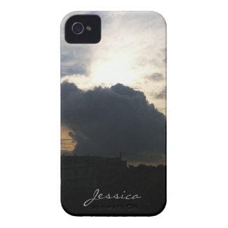 Sunraysの夜明けの雲 Case-Mate iPhone 4 ケース