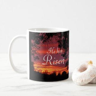 Sunrise Mug上がった主 コーヒーマグカップ