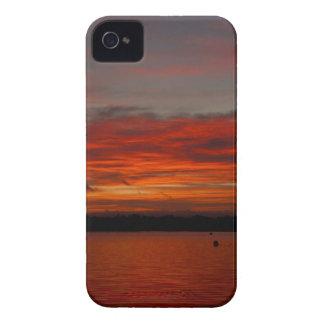sunset湖のiPhoneの場合 Case-Mate iPhone 4 ケース