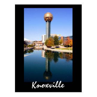 Sunsphere、Knoxville、テネシー州 ポストカード