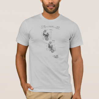 SuntourのパテントのTシャツ Tシャツ