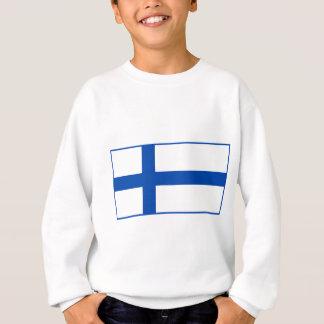 Suomen Lippu -フィンランドの旗 スウェットシャツ