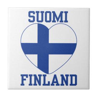SUOMIフィンランドのタイル タイル