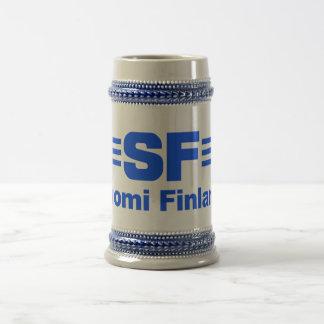 Suomiフィンランドのマグ ビールジョッキ