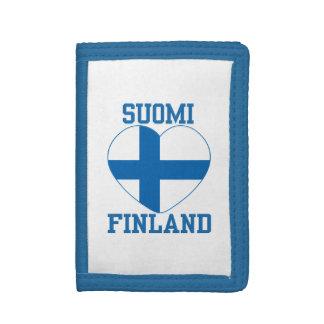 Suomiフィンランドの札入れ