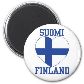 SUOMIフィンランドの磁石 マグネット