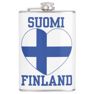 SUOMIフィンランドの習慣のフラスコ フラスク