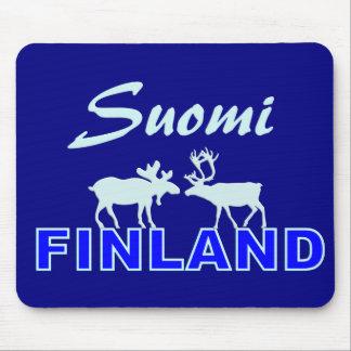 Suomiフィンランドのmousepad マウスパッド