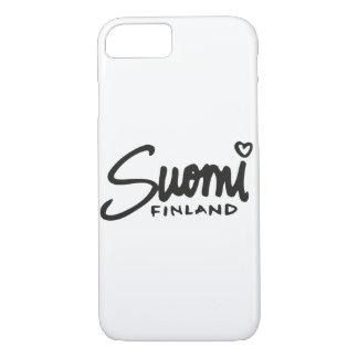 Suomiフィンランド1 iPhone 8/7ケース