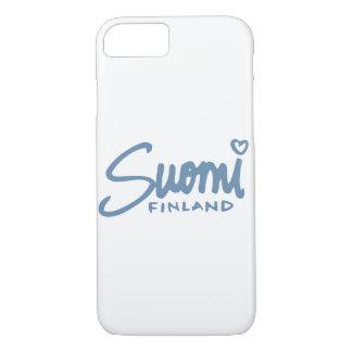 Suomiフィンランド4 iPhone 8/7ケース
