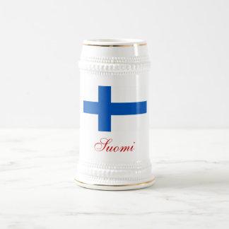 SUOMI (フィンランド) ビールジョッキ