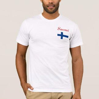 SUOMI (フィンランド) Tシャツ