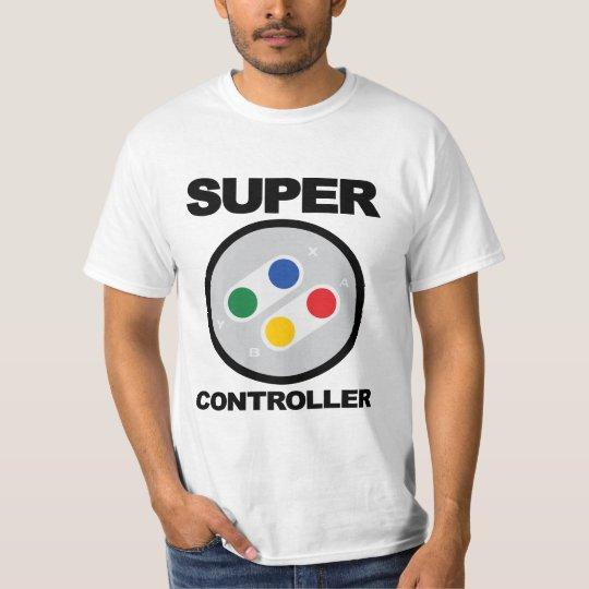 SUPER CONTROLLER / スーパーコントローラー Tシャツ