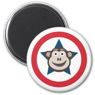 Super Monkey Graphic マグネット