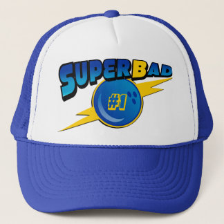 Superbadのボーリングの帽子 キャップ