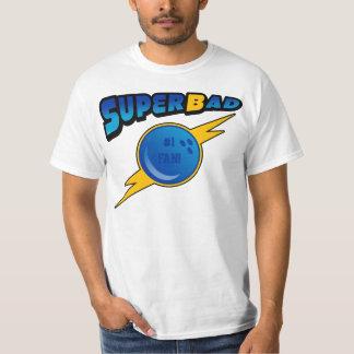 Superbadのボーリングファンのワイシャツ Tシャツ