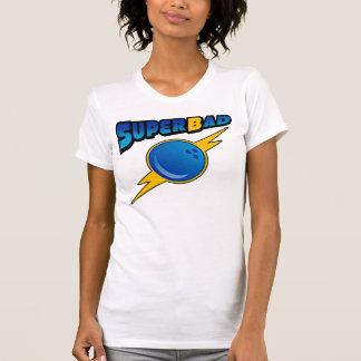 Superbadのボーリング Tシャツ