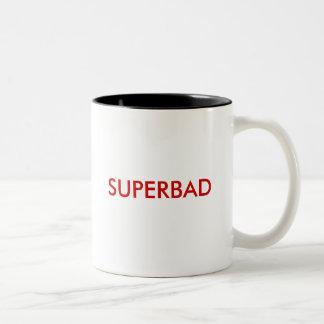 Superbadのマグ ツートーンマグカップ