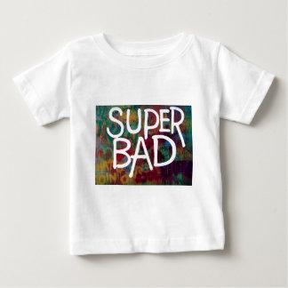 SuperBad ベビーTシャツ