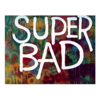 SuperBad ポストカード
