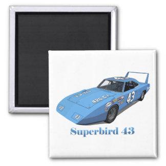 Superbird 43 マグネット