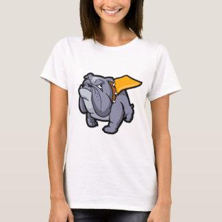 Superbullie (ブルドッグの避難所NWによって) Tシャツ