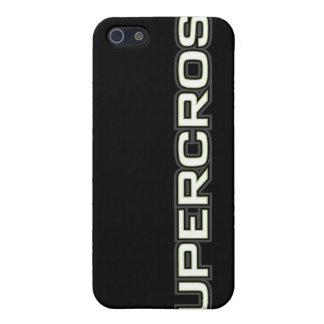 Supercross iPhone 5 カバー