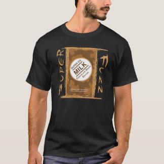 """SuperFuzz""すごいCo. ChocolateMilk Tシャツ"